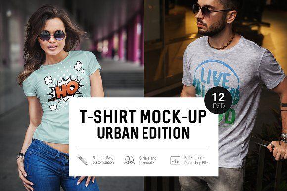 Download T Shirt Mock Up Urban Edition Tshirt Mockup Shirt Mockup Clothing Mockup