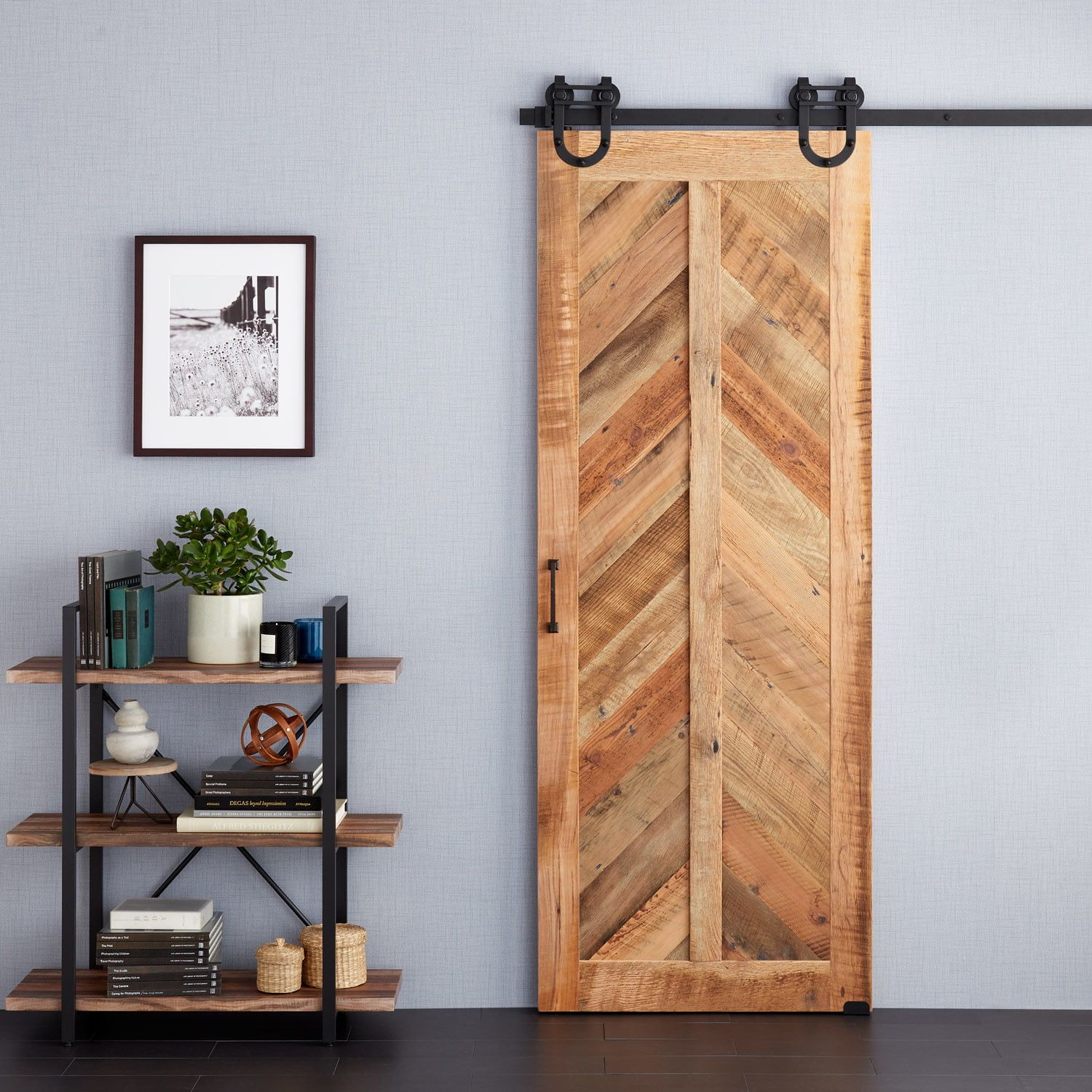 Pin By Heather Brice On Rooms In 2020 Wood Barn Door Barn Doors Sliding Sliding Barn Door Hardware
