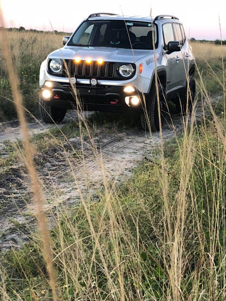 Jeep Renegade By Renee Garcia On Jeep Jeep Renegade Trailhawk Custom Jeep