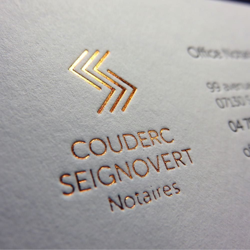 Copper everywhere custom business cards along with a full custom business cards along with a full stationery suite we ship worldwide this is for our friends in france colourmoves Image collections