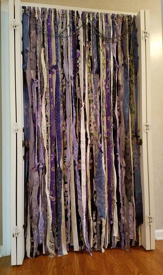 Door Curtains Bohemian Curtains Boho Door Curtains Boho Bohemian Curtains Door Curtains Purple Curtains