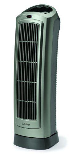 Lasko 5538 Ceramic Tower Heater With Remote Control Tower Heater Lasko Heater