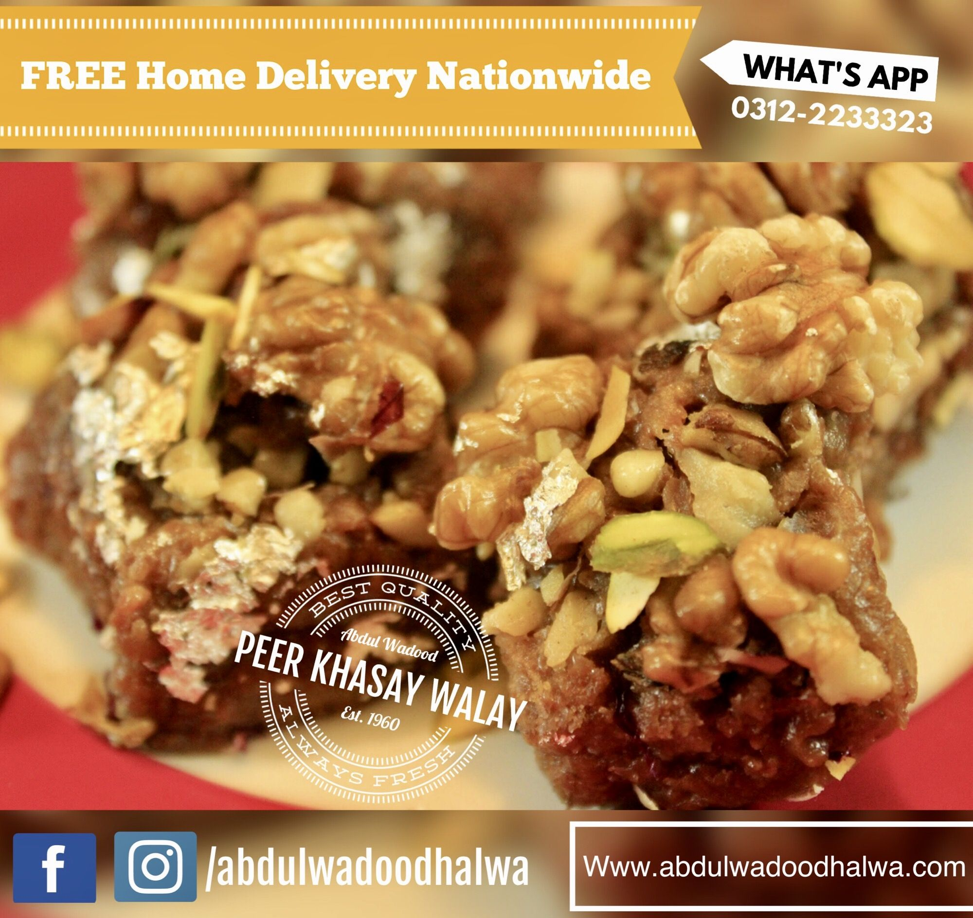 FREE cash on delivery service (COD) across all Pakistan