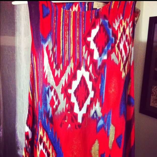 New Aztec tunic dress