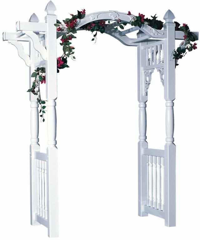 White Resin Arch Rentals Bemidji Mn Where To Rent White