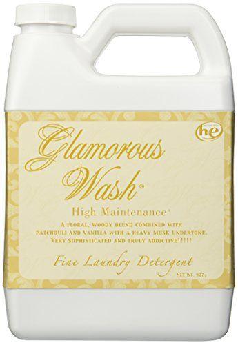 Tyler Glamour Wash Laundry Detergent High Maintenance 32 Fluid
