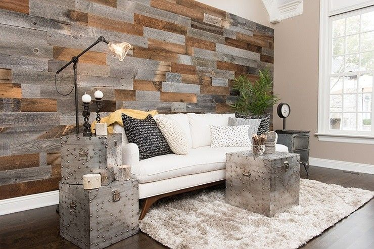 Artis Wall Wood Planks Men S Gear Accent Walls In Living Room Feature Wall Living Room Small Living Room Design