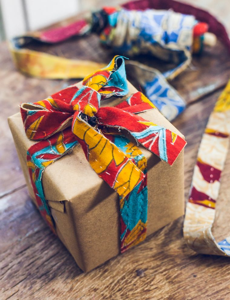 SoulMakes Blog - Gift Wrapping Wonderland