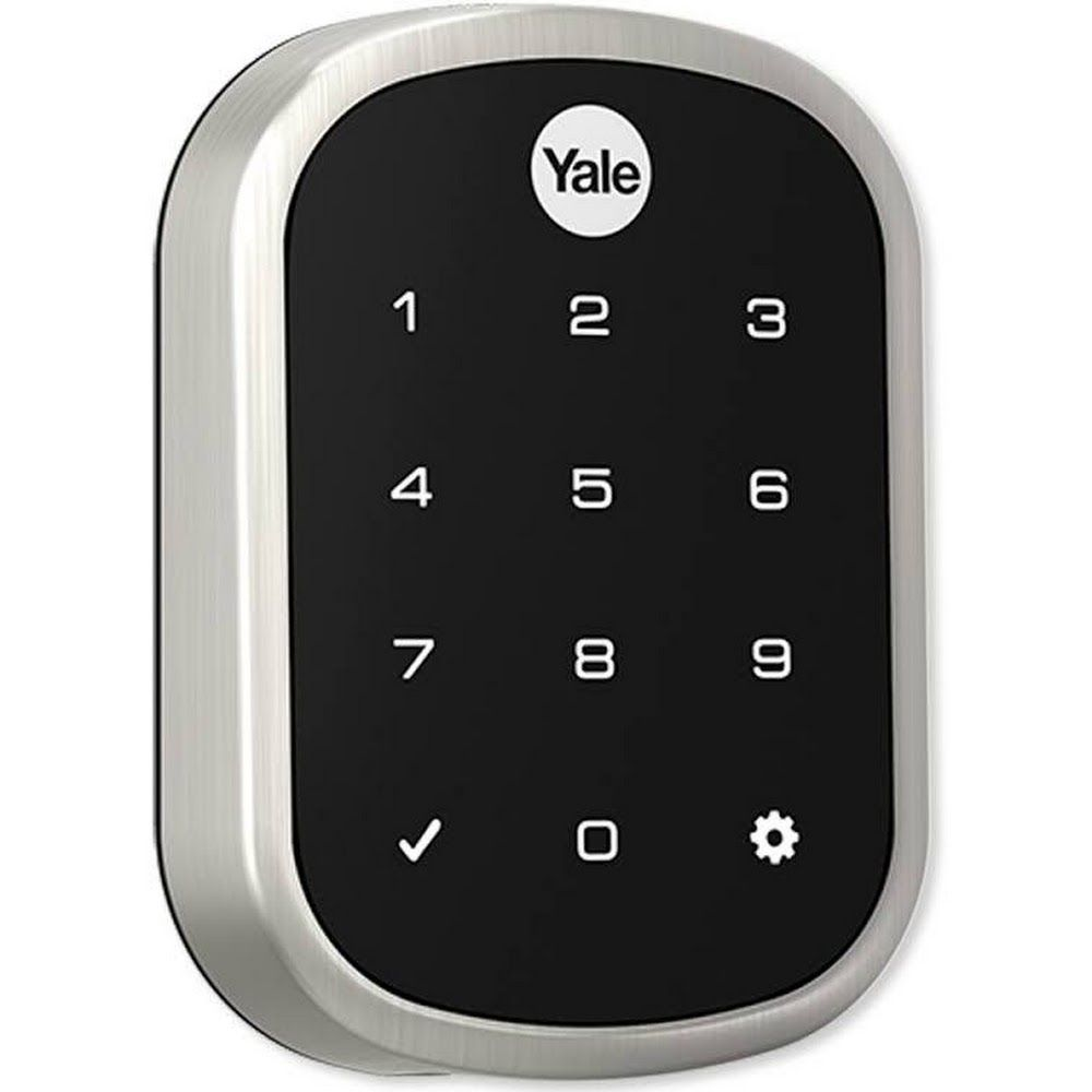 Yale Real Living YRD256 Assure Lock SL Door lock