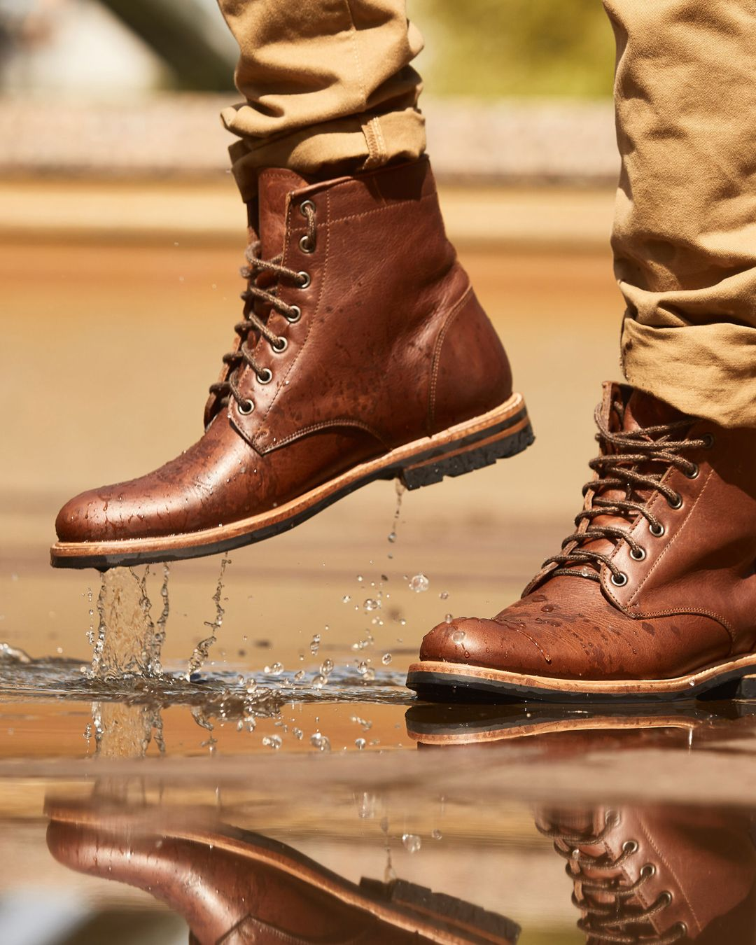 2a7ba44f5aa Andres All Weather Boot Brandy in 2019 | Sustainable Goods | All ...