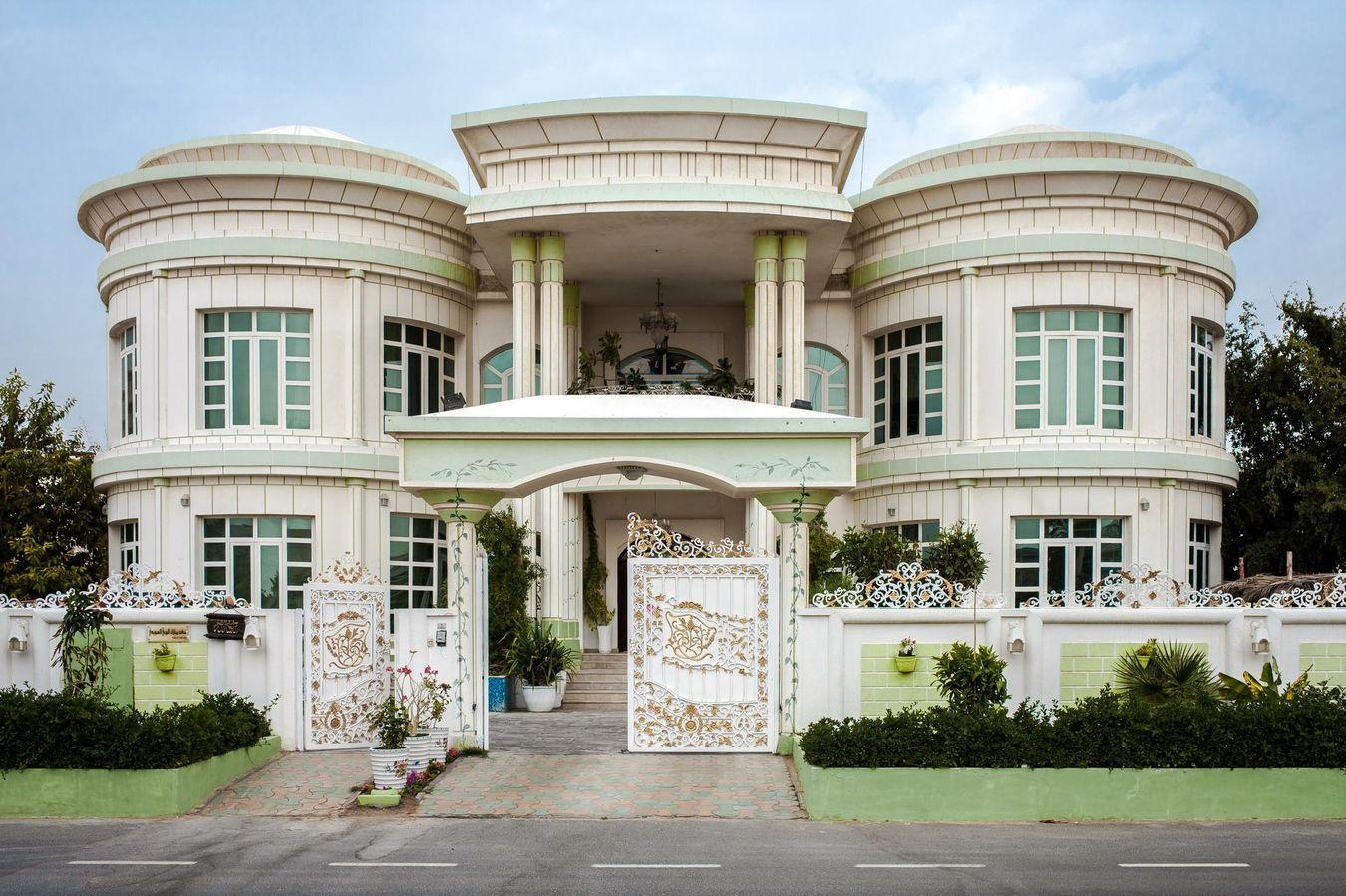 Les villas cachées de Dubaï   Façade maison, Maison style, Maison ...