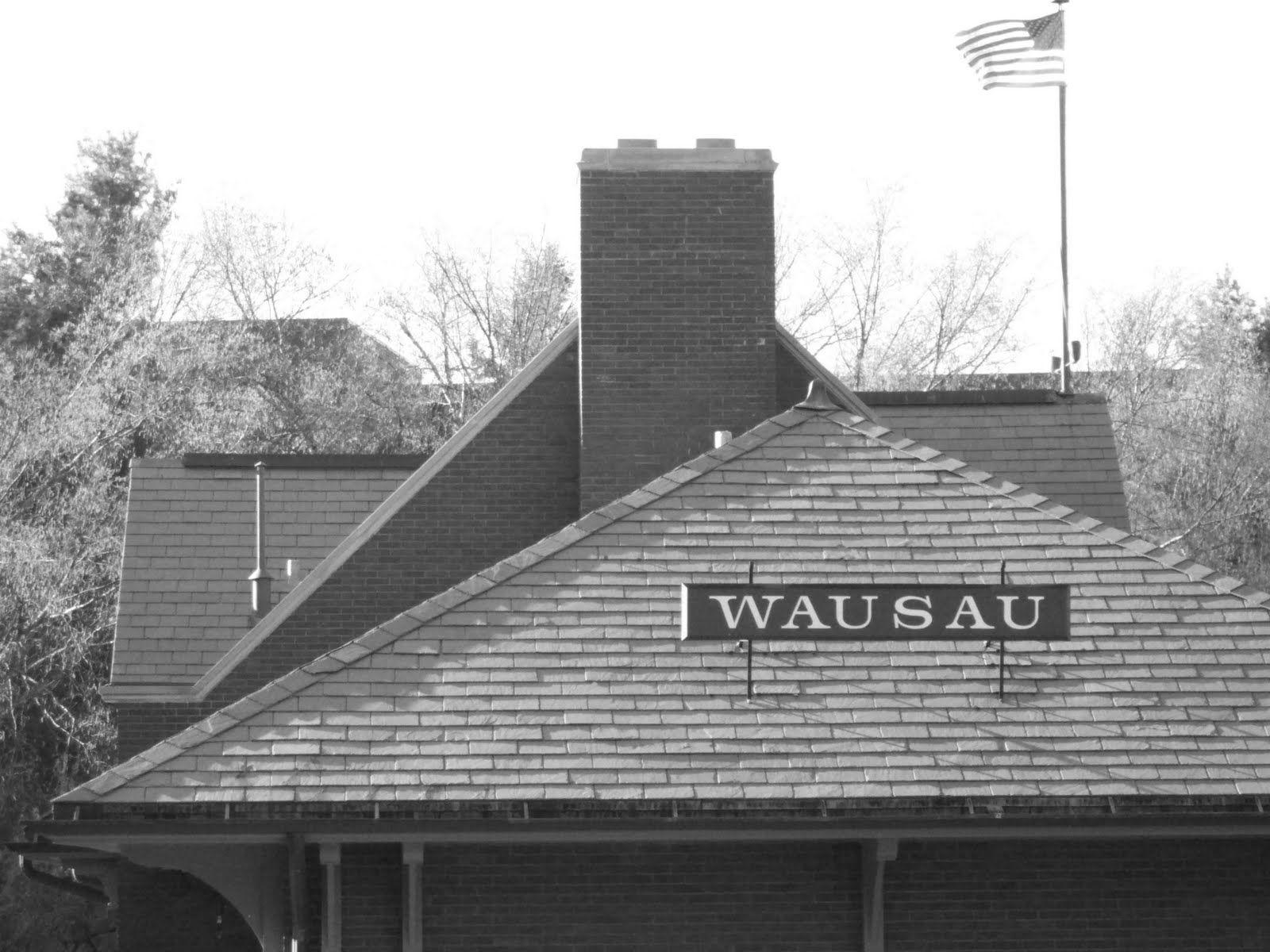 Wausau Insurance Wausau Wausau Wisconsin Train Depot