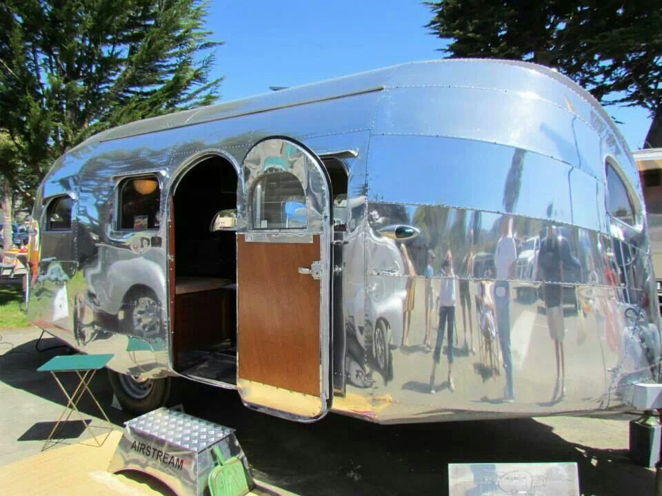 36' Airstream Clipper