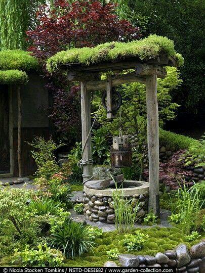 Jardin Jardin D Eau Decoration Jardin Jardins