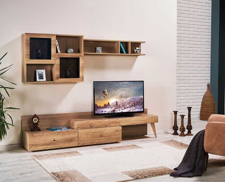 tezel magnum tv unitesi ev oturma odasi ev mobilyalari mobilya