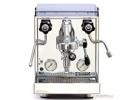 Enter for a Chance to Win an Espresso Machine!