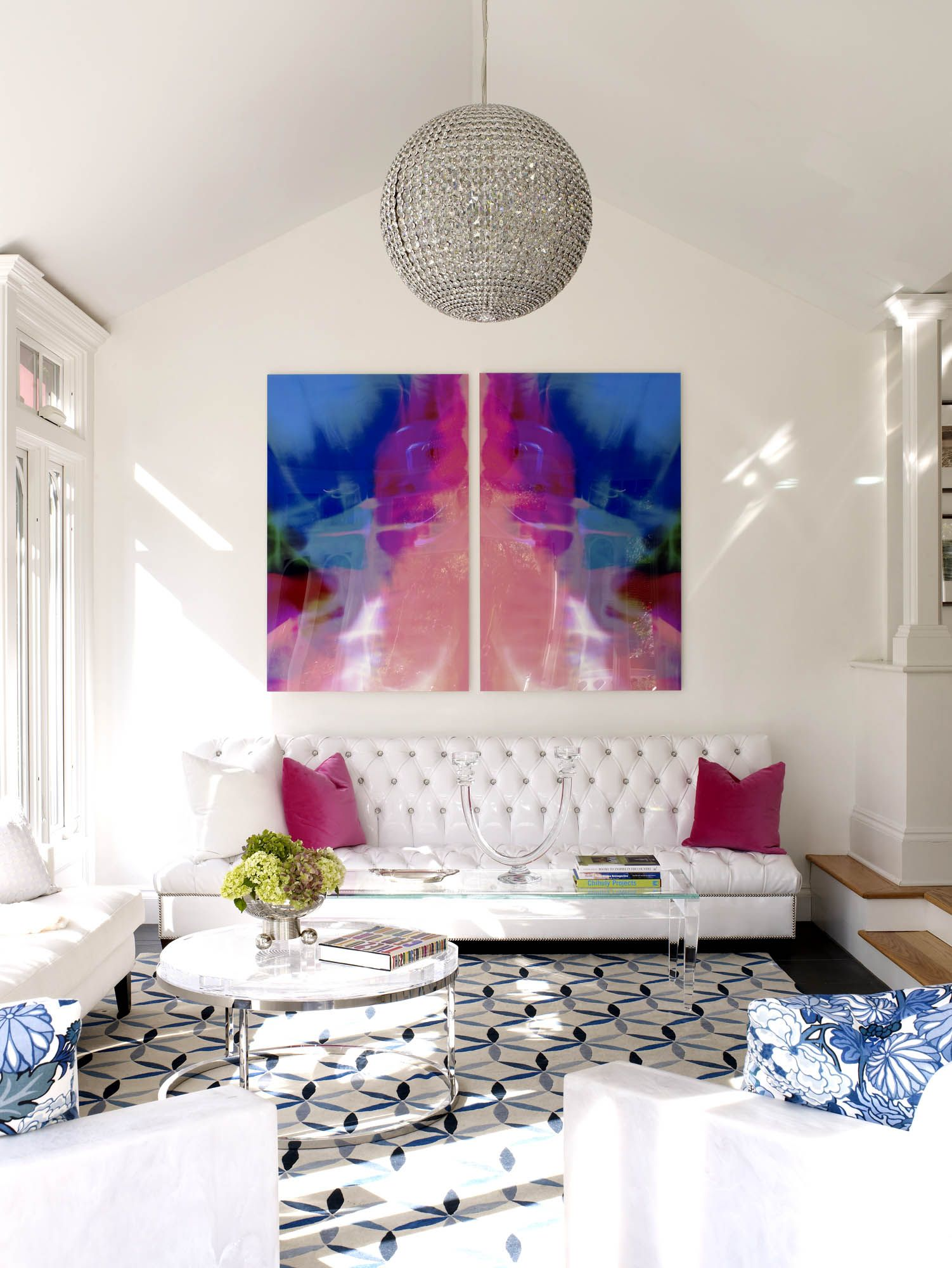 Lynne scalo designs interiordesign livingroom art