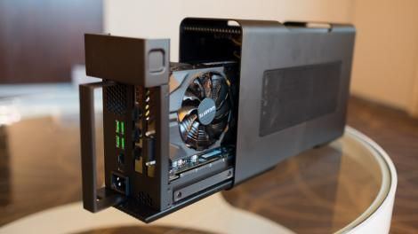 nice CES 2016: 5 irresistible graphics cards enclosures for PC gaming from CES 2016