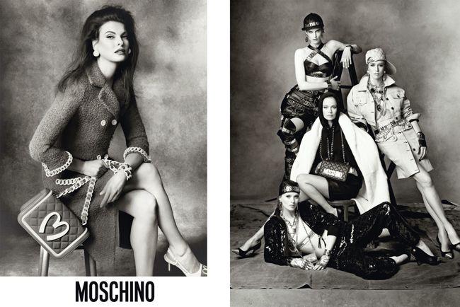 Jeremy Scott (ジェレミー・スコット) による Moschino (モスキーノ) 初のキャンペーンビジュアル、豪華キャストによって実現!  –  THE FASHION POST [ザ・ファッションポスト]