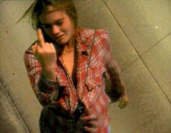 Alicia Silverstone in the video for Aerosmith's 'Cryin'. | Alicia  silverstone aerosmith, Alicia silverstone, Aerosmith