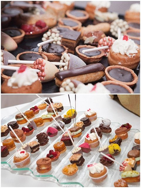 Tartan inspired Bordeaux wedding French desserts, Food, Dessert buffet
