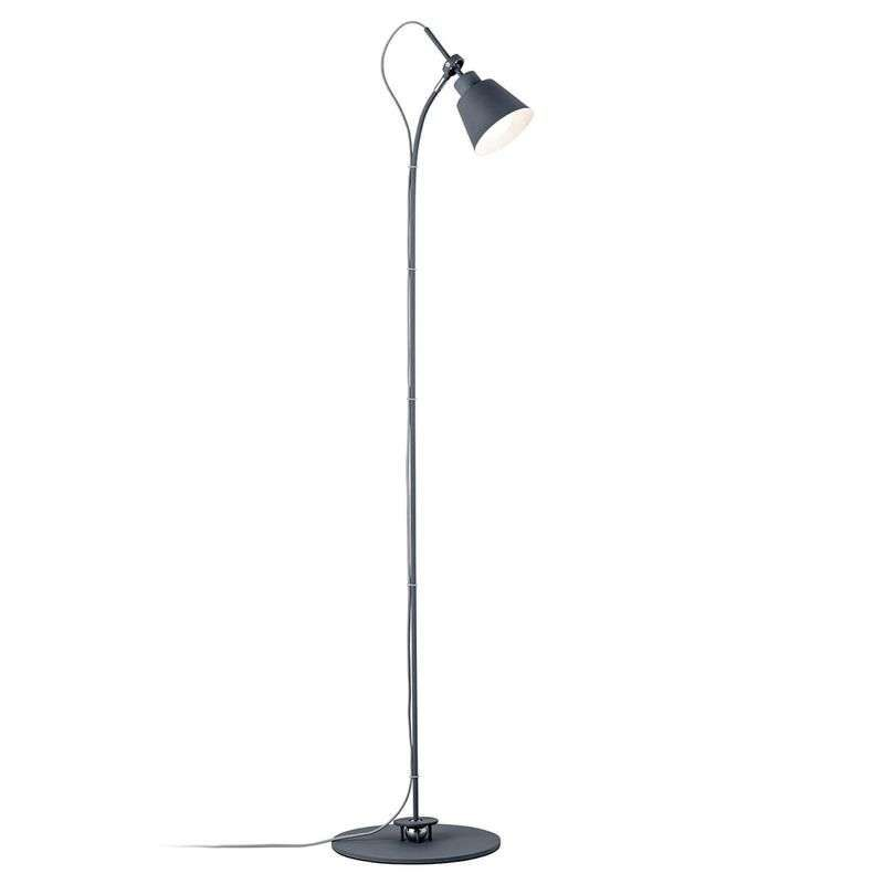 Hedendaags Variabel richtbare vloerlamp Thala - Booglamp, Leeslamp en Ikea QD-91