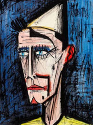 Le journal de BORIS VICTOR : ART et PEINTURE - Hommage à Bernard ...