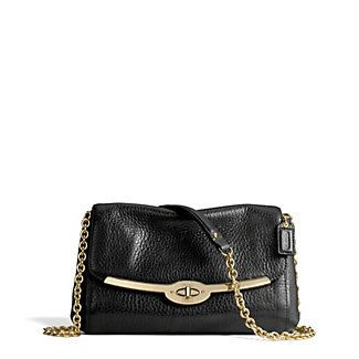 900c07dcc8 Madison Chain Crossbody In Leather