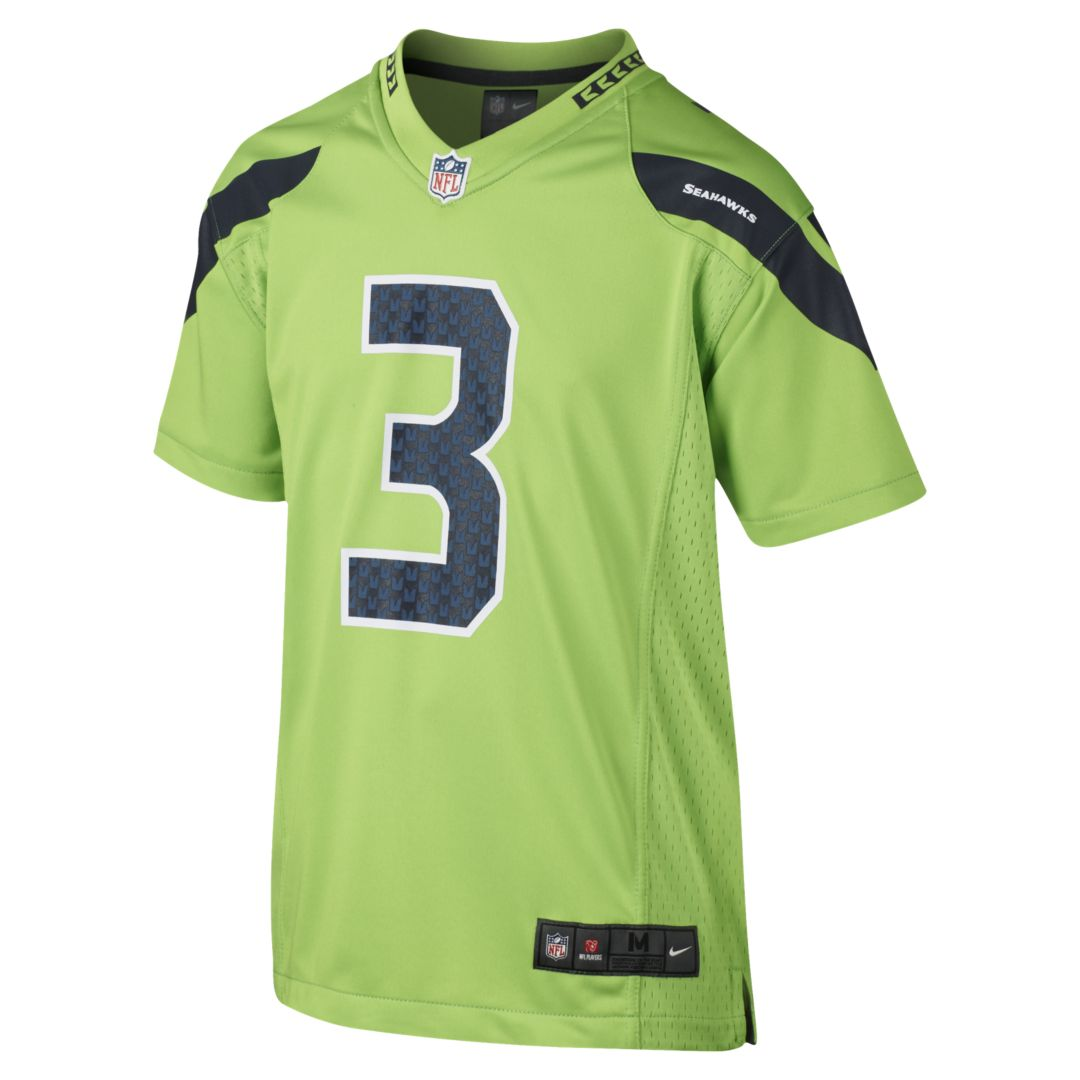 NFL Seattle Seahawks Color Rush Game