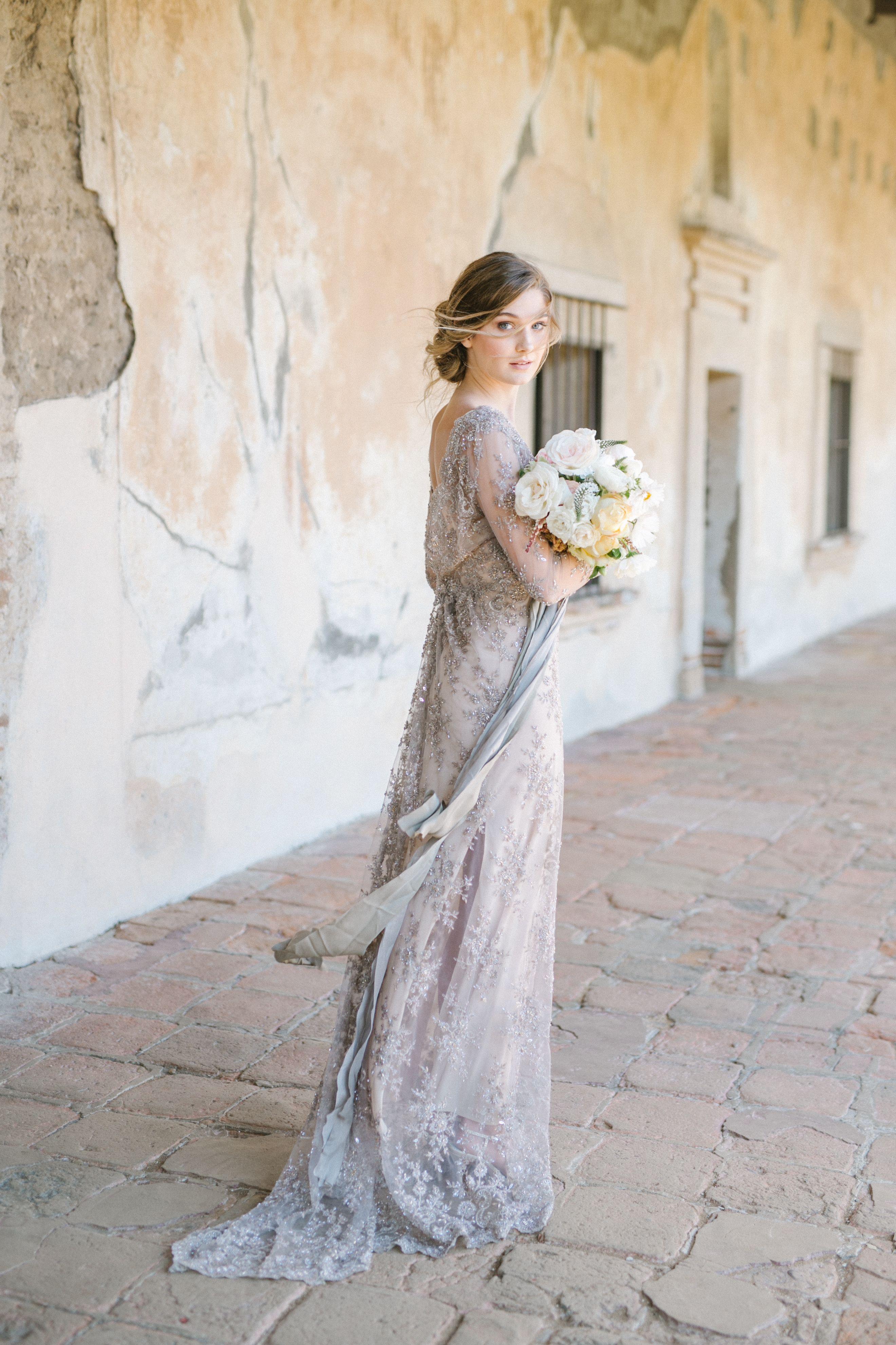 Blending Old + New for Bridal Style