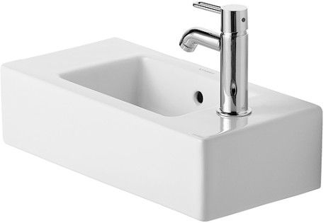 Vero Furniture handrinse basin Duravit 120