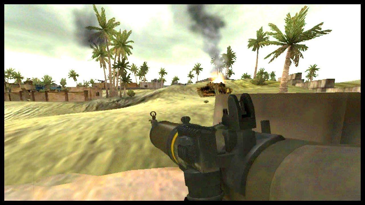 Battle of the Gulf of Oman - Battlefield 2 gameplay #30 (My