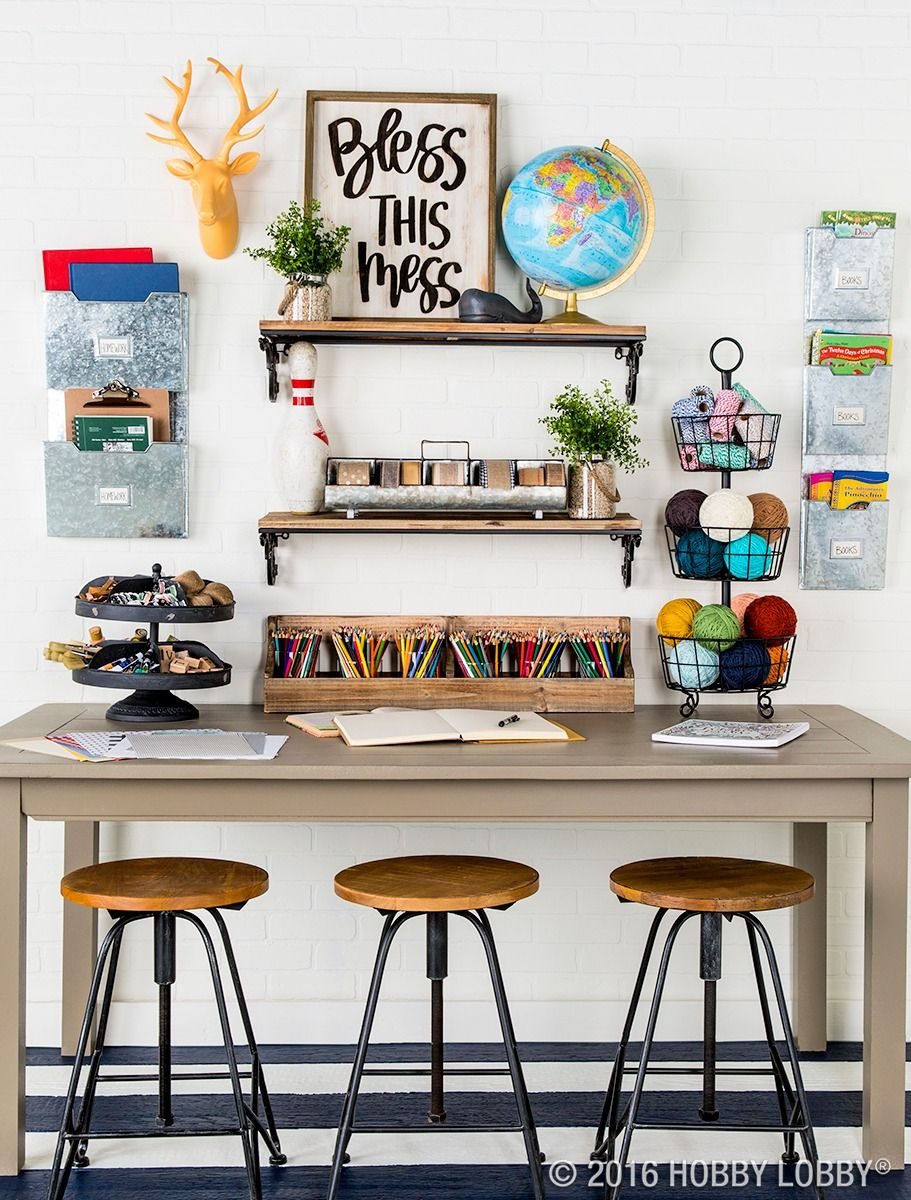 Keeping Your Worke Organized And On Trend Is Easy With