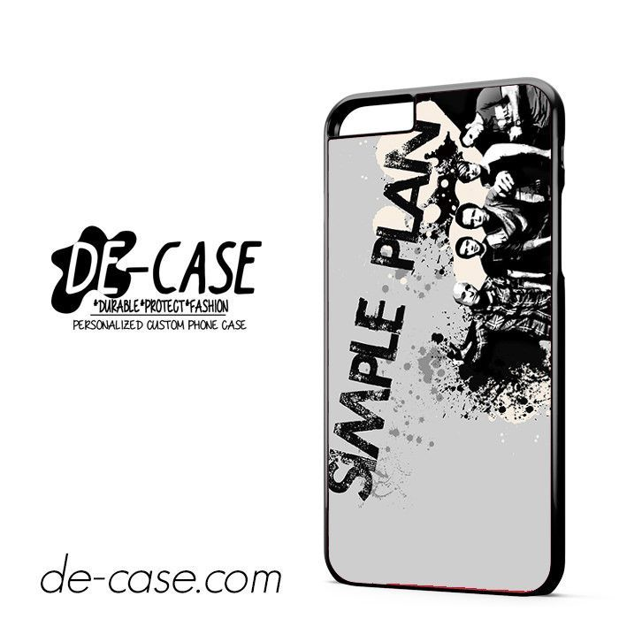 Simple Plan Crews Art DEAL-9614 Apple Phonecase Cover For Iphone 6/ 6S Plus