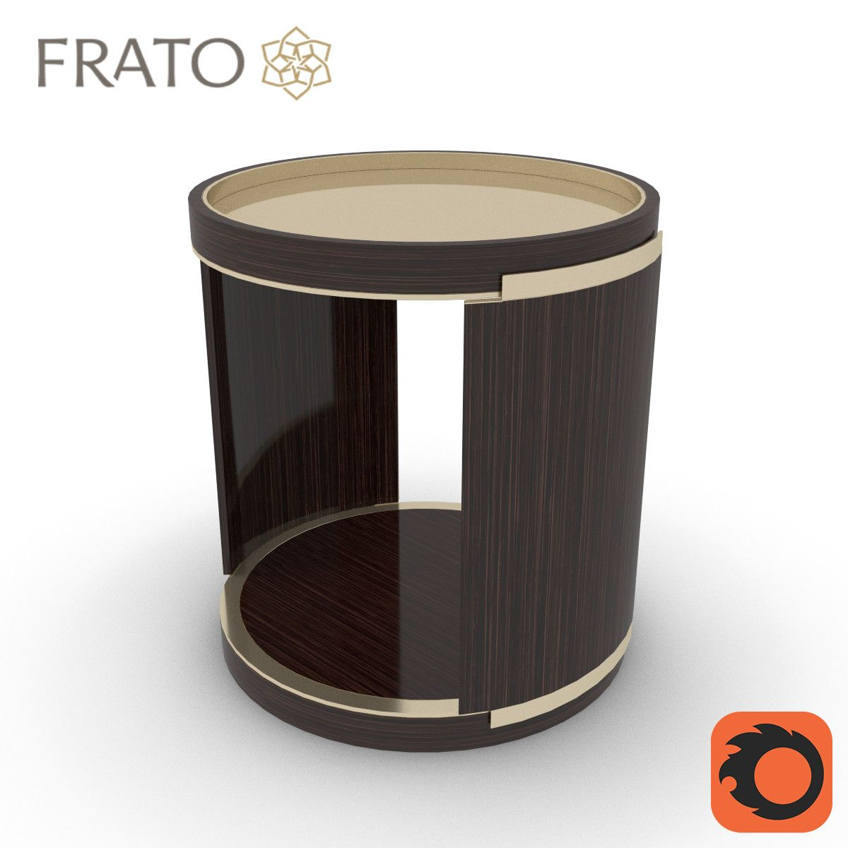 Kleiner Ecktisch Frato Bari Table 3d Max Interiors I Tables And Nightstands