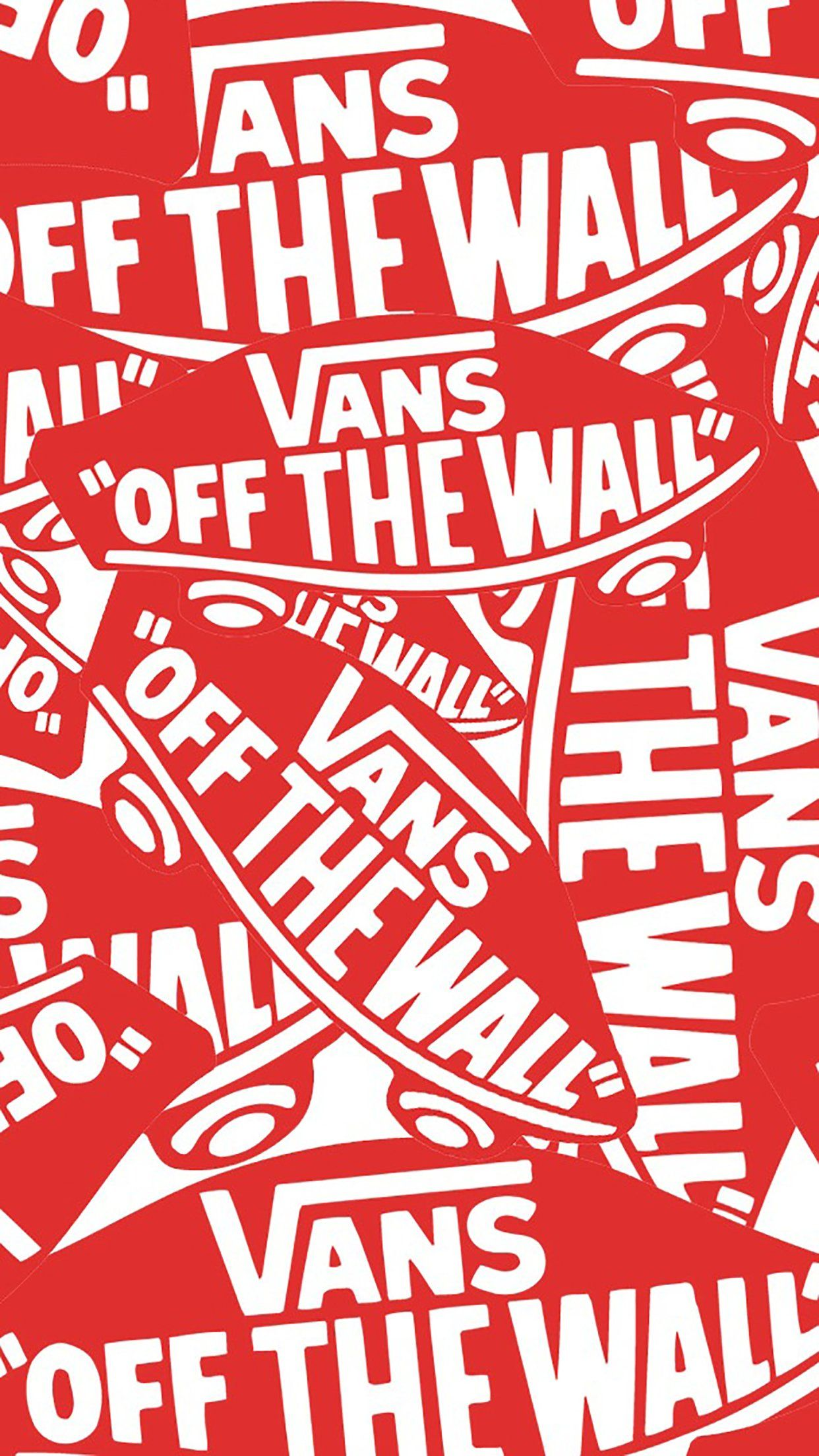 Cool Vans Logo Background Wallpaper I Hd Images Iphone Wallpaper