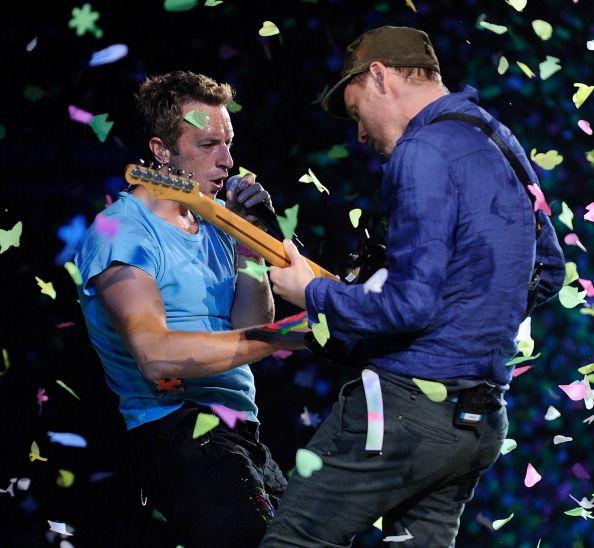 Chris & Jonny at Edmonton gig