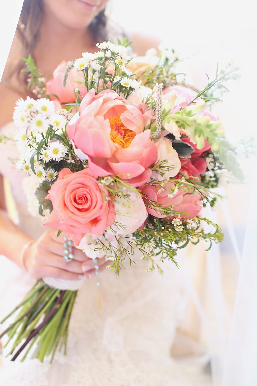 Pink Peony Wedding at The Rockleigh