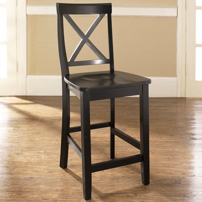 Have to have it. X-Back 24 in. Counter Stool - Set of 2 - $178 ...
