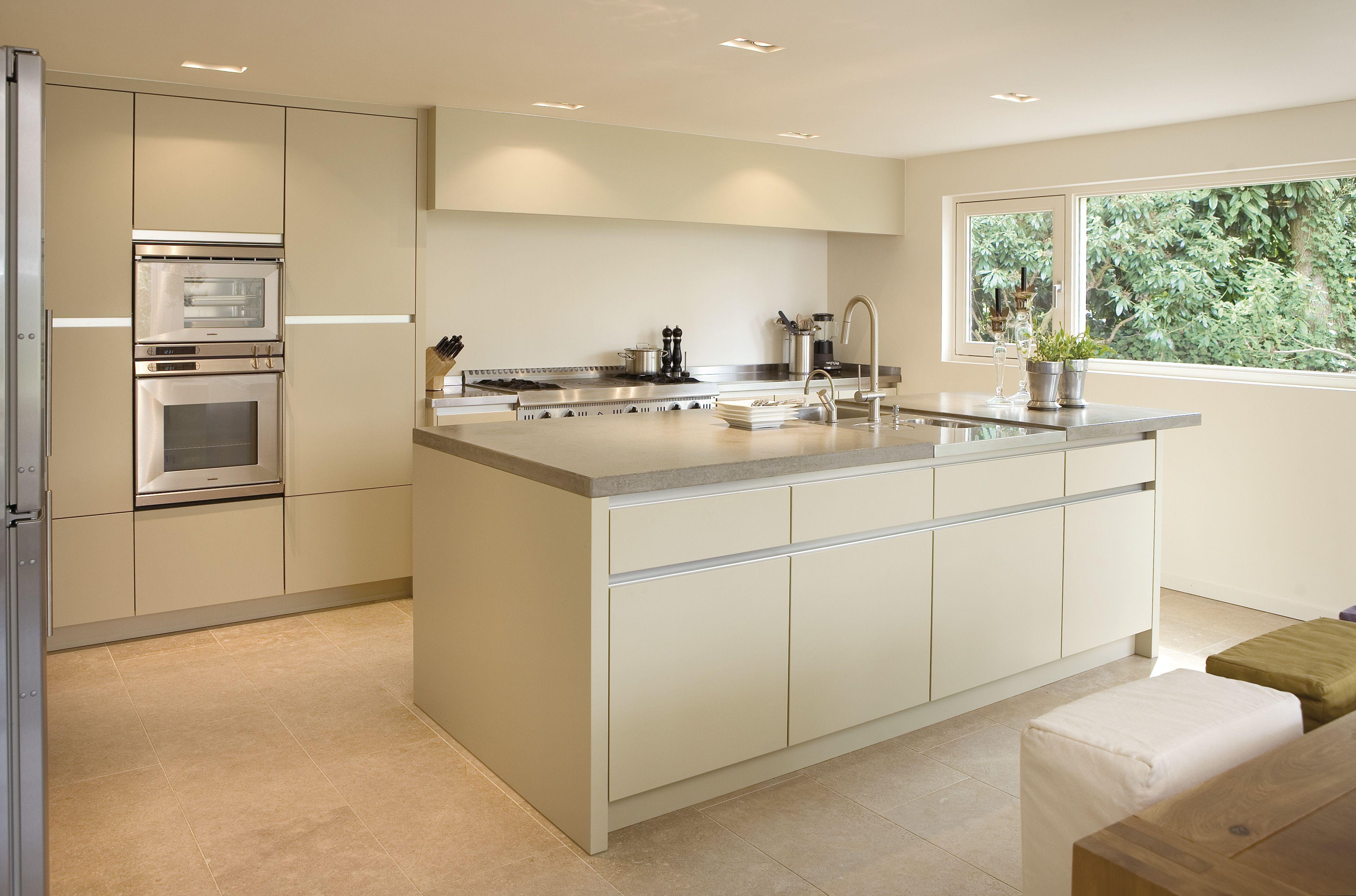 Afbeeldingsresultaat voor siematic keuken kookeiland keukens pinterest met en zoeken - Open keuken met kookeiland ...