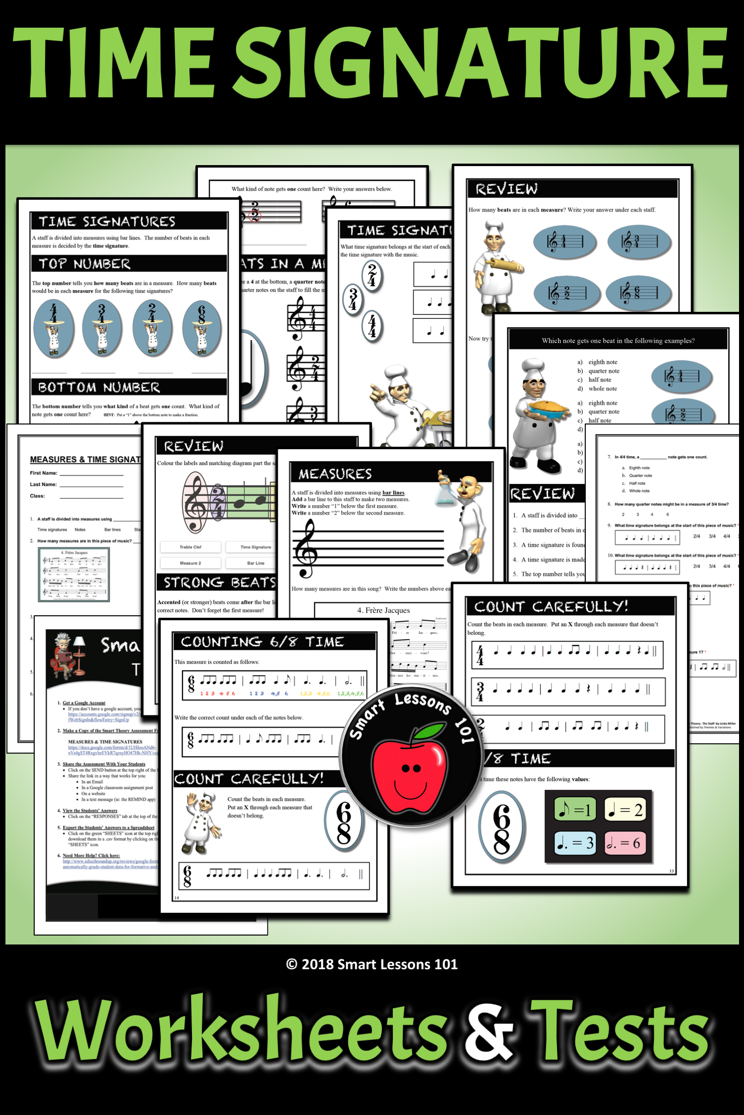 Fun Music Resources Worksheets Activities Ideas Videos