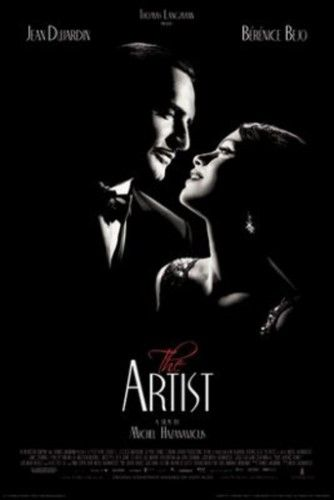 The artist one sheet movie poster 24x36