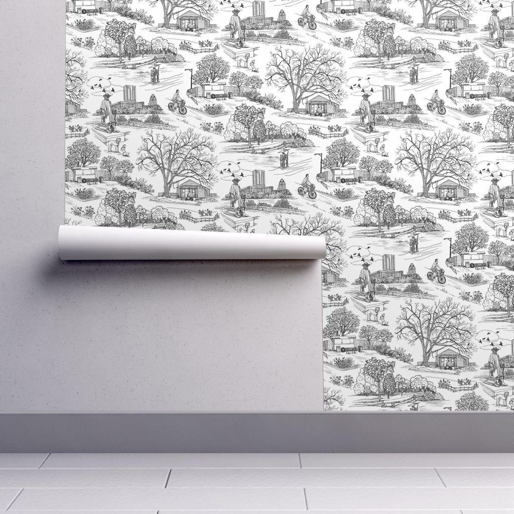 Penelope Peel Stick Wallpaper Peel And Stick Wallpaper Removable Wallpaper Removable Wallpaper Bathroom