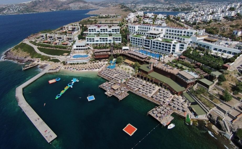 Book The Best Hotels In Turkey Hotel Delta Beach Resort Guests