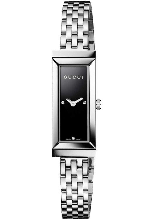 Gucci La s G Frame Bracelet Watch YA