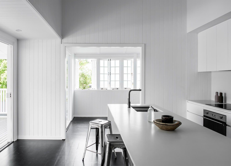 achieve sian s classic queenslander look kitchens queenslander interior home on kitchen interior queenslander id=34638