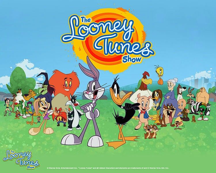 The Looney Tunes Show - #TheLooneyTunesShow on