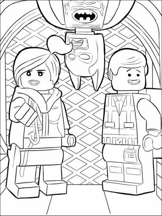 lego batman 27 ausmalbilder für kinder malvorlagen zum