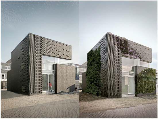brick house facades european - photo #41