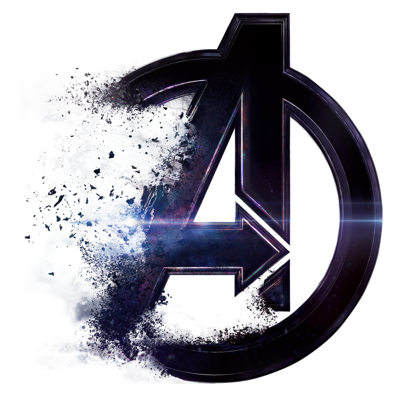 Avengers Endgame (2019) Avengers Snap logo png. by